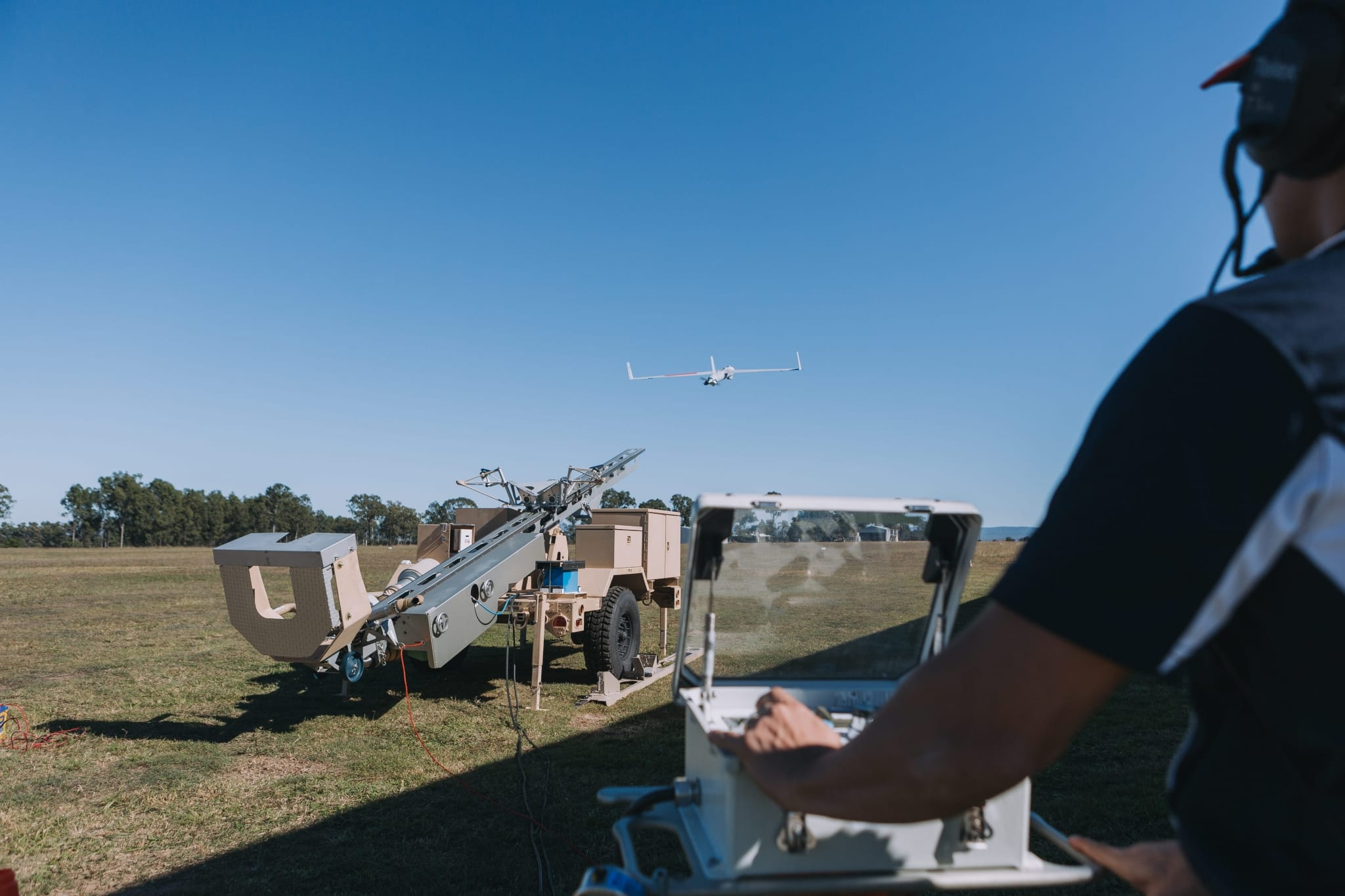 ScanEagle launch
