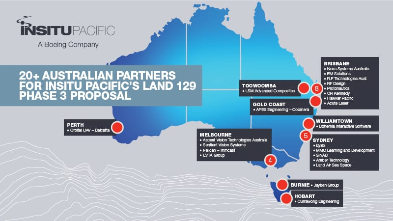 Insitu Pacific - Insitu Pacific names strong Australian team to deliver growth and sustainability expertise for LAND 129 Phase 3