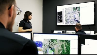 Remote Operations Centre at Insitu Pacific