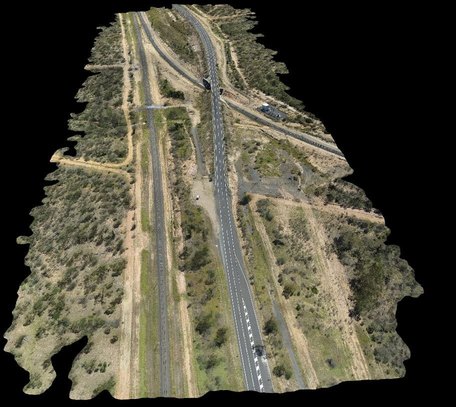 Insitu Pacific - Asset Inspection Road and Rail Corridor