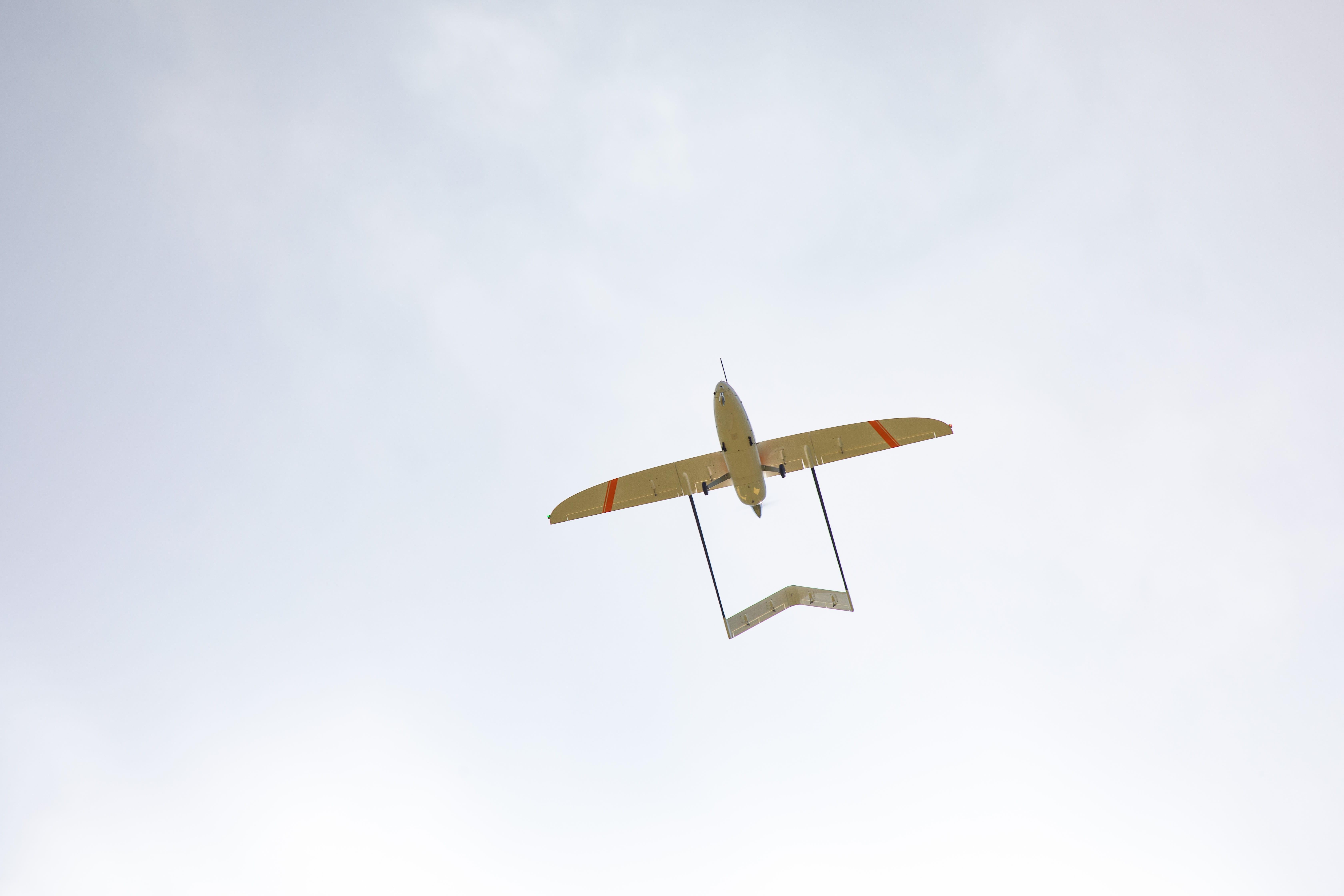 Insitu Pacific CT220 flights