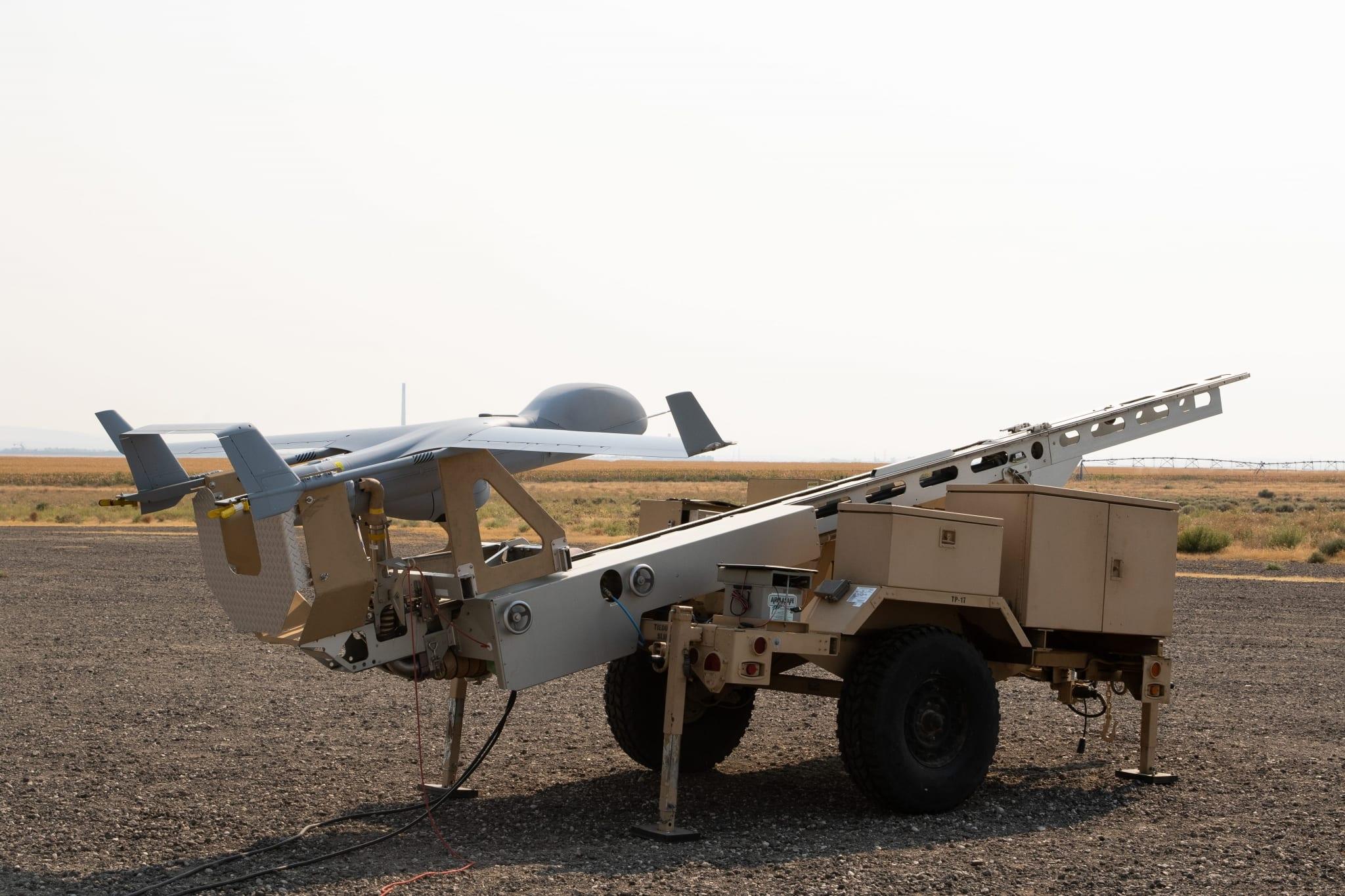 Integrator Extended Range on launcher